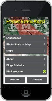 KXL Mobile Webapp.  Optimized for iPhone.