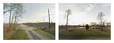 Diptychs: KXL Crossings